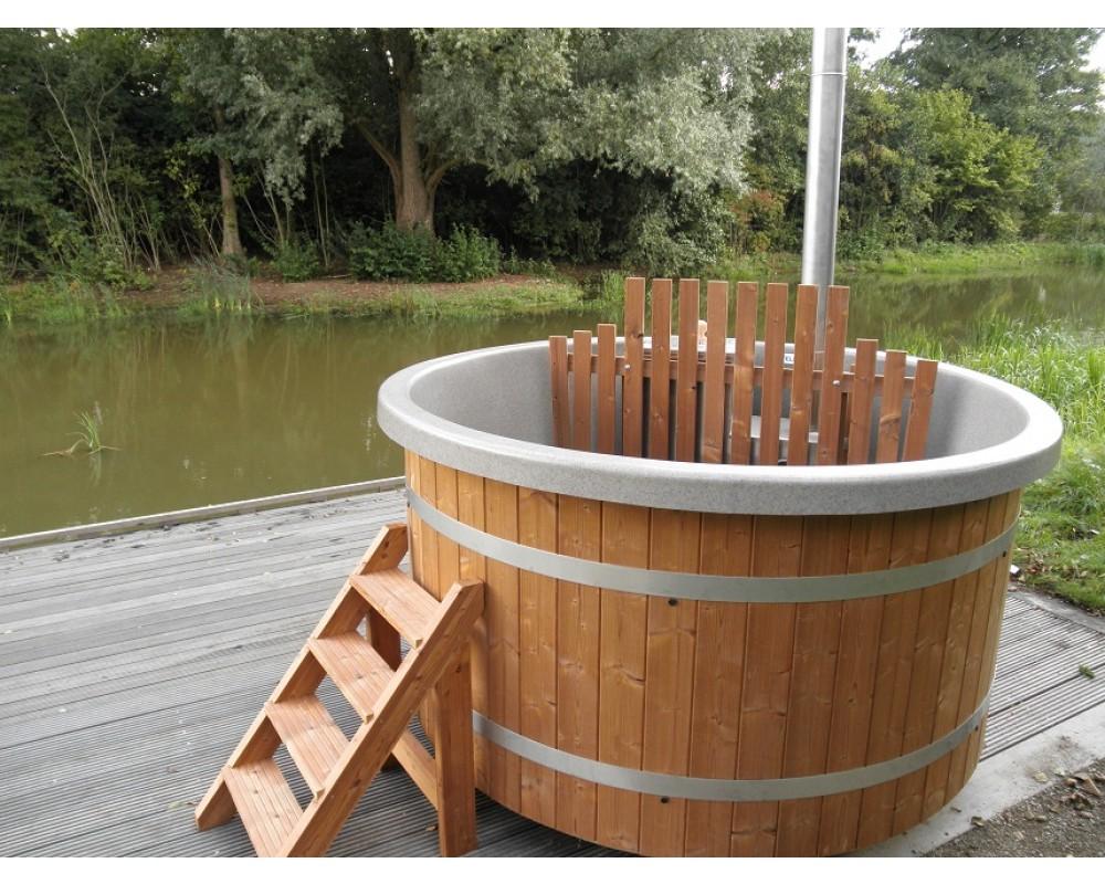 Kunststof hot tub
