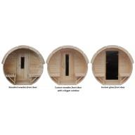 Barrel sauna 250cm lengte thermo wood