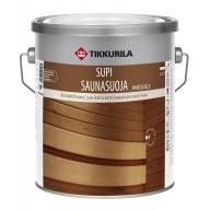 Supi sauna finish